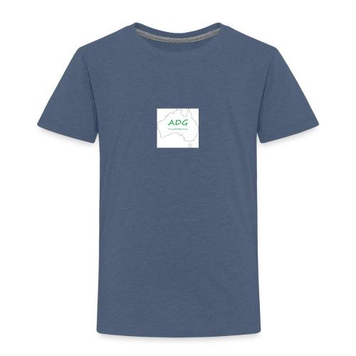 AussieDadGaming - Toddler Premium T-Shirt