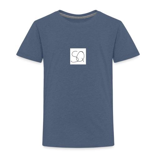 Smokey Quartz SQ T-shirt - Toddler Premium T-Shirt