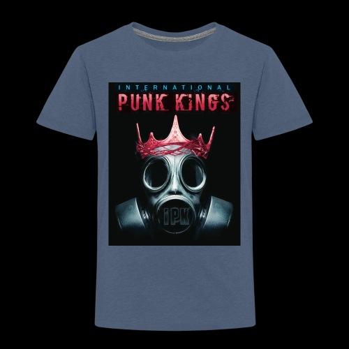 Eye Rock IPK Design - Toddler Premium T-Shirt