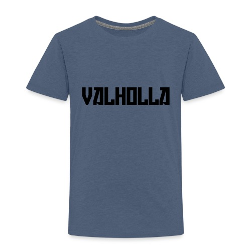 valholla futureprint - Toddler Premium T-Shirt
