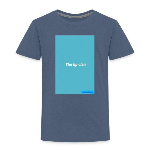 bp blue - Toddler Premium T-Shirt