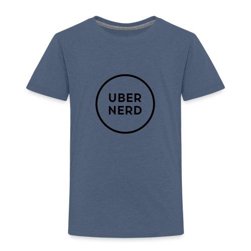 uber nerd logo - Toddler Premium T-Shirt