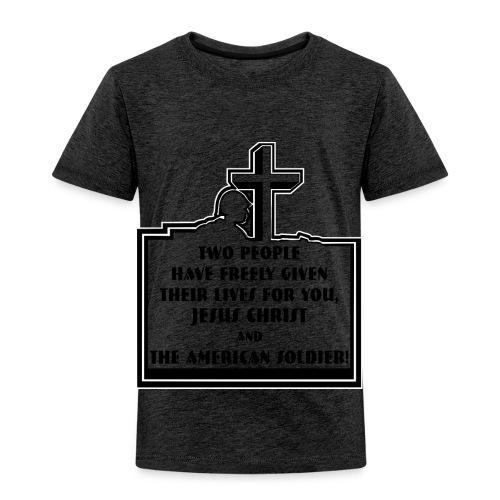 TWO PEOPLE - Toddler Premium T-Shirt