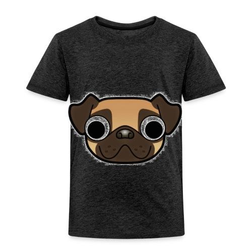 Youtube Logo Mug - Toddler Premium T-Shirt