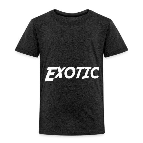 Exotic wear - Toddler Premium T-Shirt
