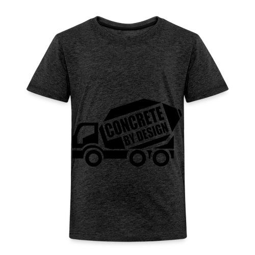ConcretebyDesign - Toddler Premium T-Shirt