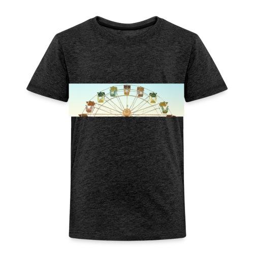 header_image_cream - Toddler Premium T-Shirt