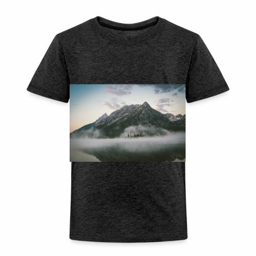 mountain view - Toddler Premium T-Shirt
