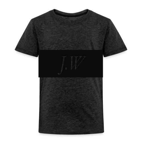 j-w_shirt_ - Toddler Premium T-Shirt