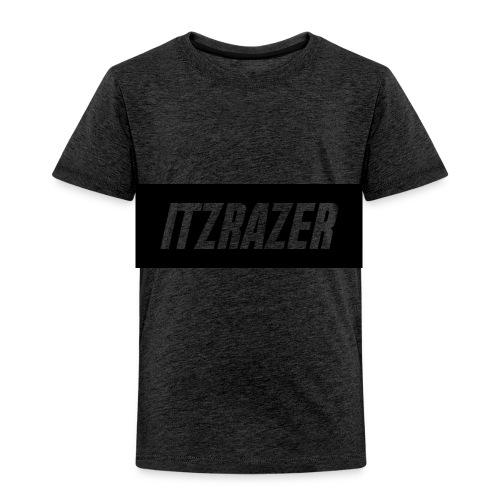 ITZRAZER LOGO - Toddler Premium T-Shirt