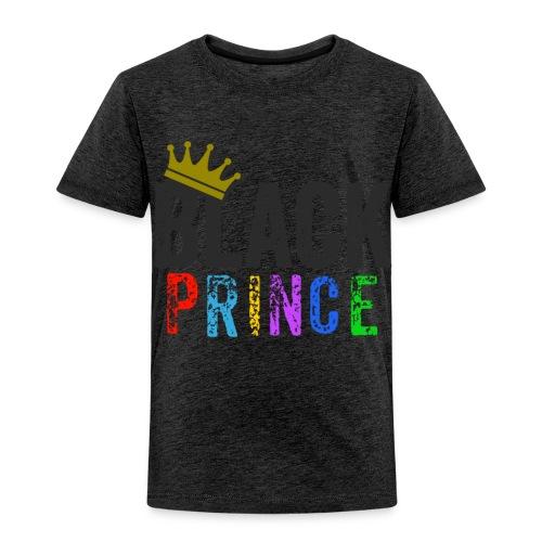 Black prince - Toddler Premium T-Shirt