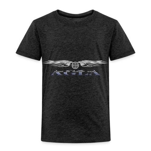 agla_t_shirt_bw - Toddler Premium T-Shirt