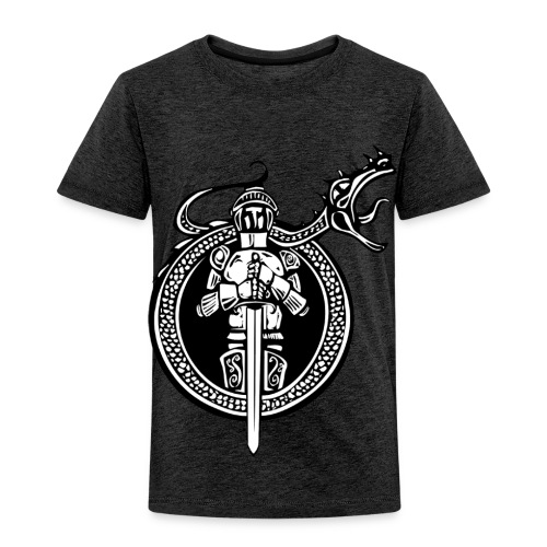 logo knight - Toddler Premium T-Shirt