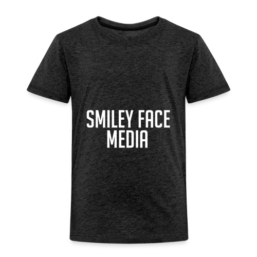 Smiley Face - Toddler Premium T-Shirt