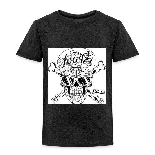 Skulls - Toddler Premium T-Shirt