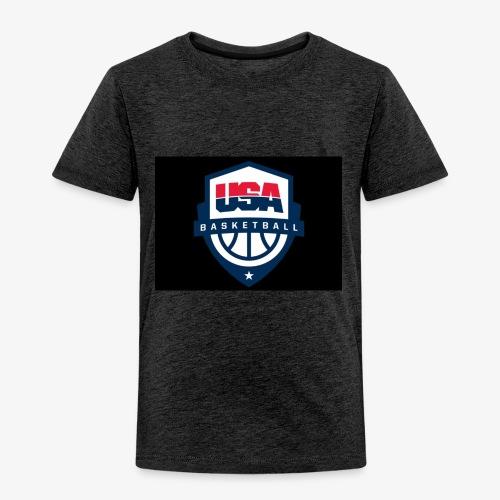Team USA phone cases or shirts - Toddler Premium T-Shirt