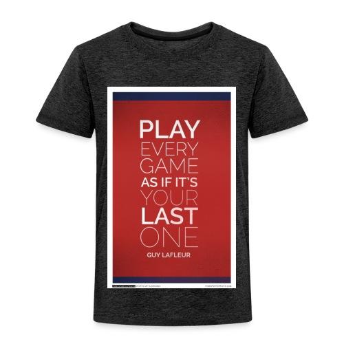 guylafleur - Toddler Premium T-Shirt