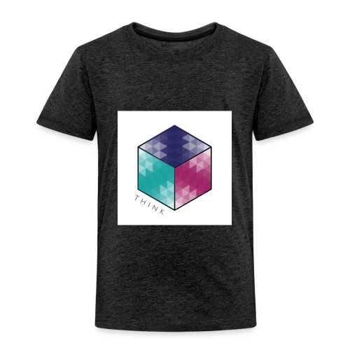 Think outside of the box tee 2.0 - Toddler Premium T-Shirt