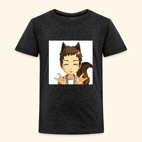 I'm a furry - Toddler Premium T-Shirt