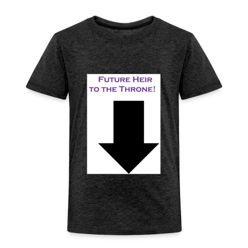 Heir - Toddler Premium T-Shirt