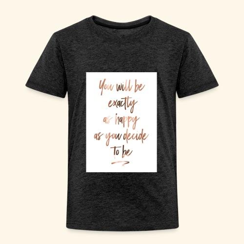 Freedom - Toddler Premium T-Shirt