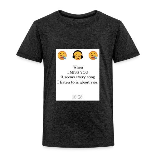 Phone Case! - Toddler Premium T-Shirt