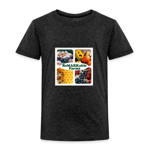 ReMARKable Farms Logo 2016 - Toddler Premium T-Shirt