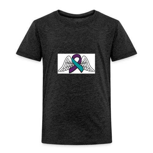 Suicide Awareness - Toddler Premium T-Shirt