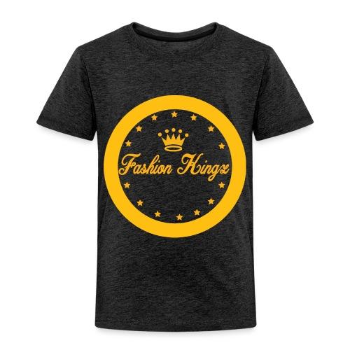 Fashion Kingz circle - Toddler Premium T-Shirt