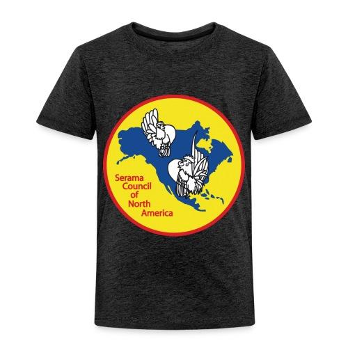 SCNA logo - Toddler Premium T-Shirt