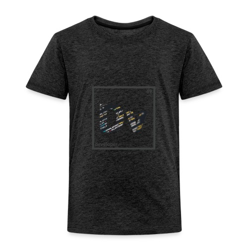 Developer - Toddler Premium T-Shirt