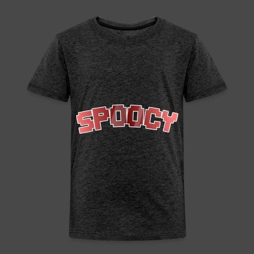 Sp00cy Logo - Toddler Premium T-Shirt