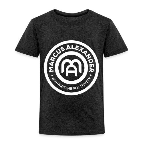 Marcus Alexander Official Logo - Toddler Premium T-Shirt