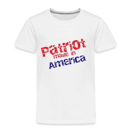 Patriot mug - Toddler Premium T-Shirt