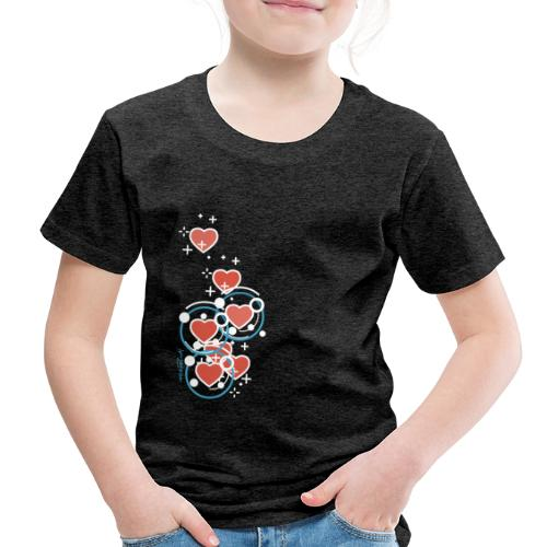 SuperHearts - Toddler Premium T-Shirt