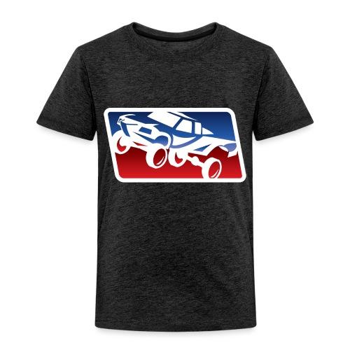 Race Trophy Truck Logo - Toddler Premium T-Shirt