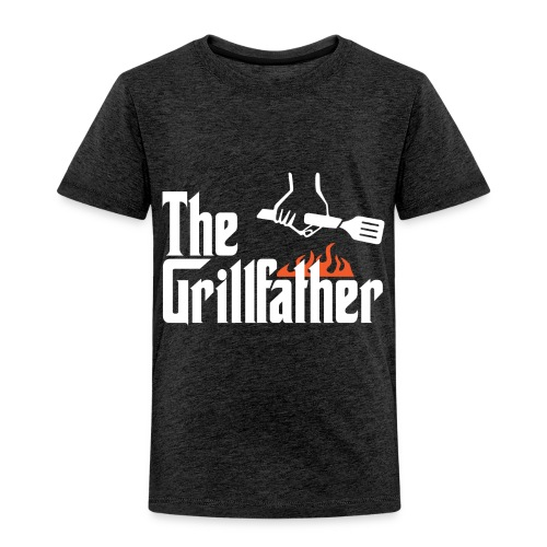 The Grillfather - Toddler Premium T-Shirt