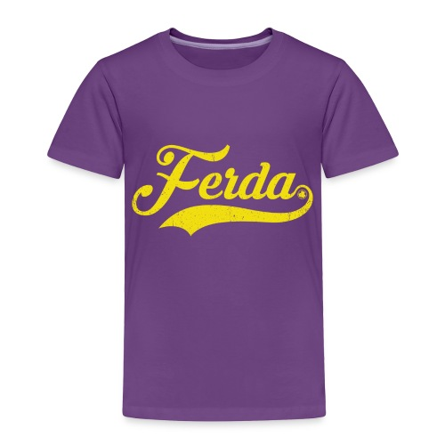 Letterkenny Ferda - Toddler Premium T-Shirt