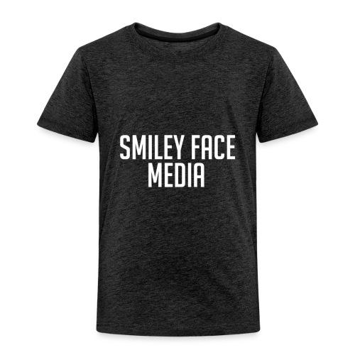 Smiley Face - Toddler Premium T-Shirt