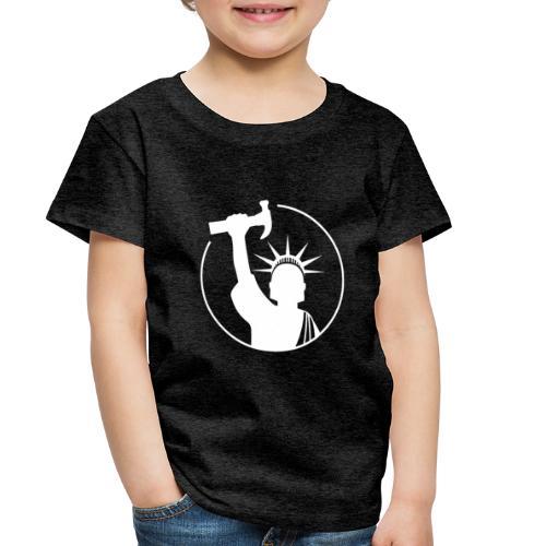 Hammer of Liberty Merch - Toddler Premium T-Shirt