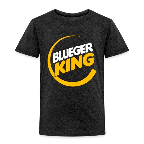 Blueger King - Toddler Premium T-Shirt