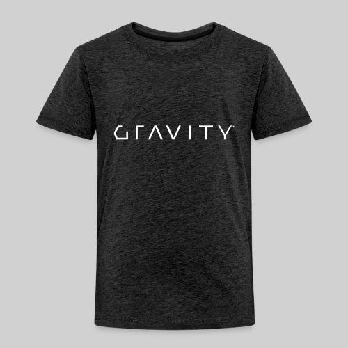 Gravity Logo - Toddler Premium T-Shirt