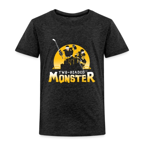 Two-Headed Monster - Toddler Premium T-Shirt