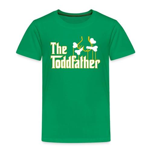 The Toddfather - Toddler Premium T-Shirt