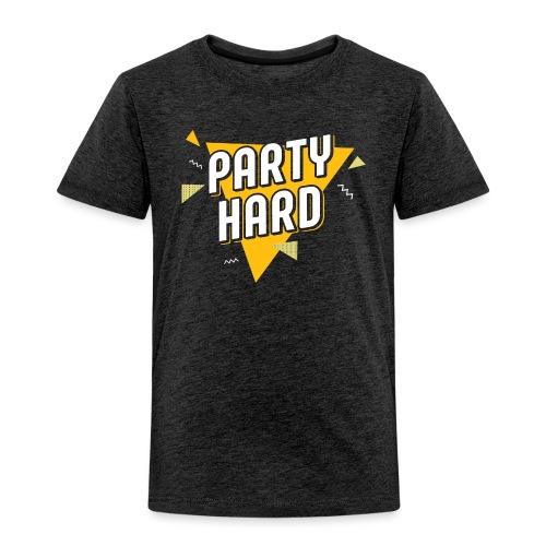 Party Hard 2021 - Toddler Premium T-Shirt