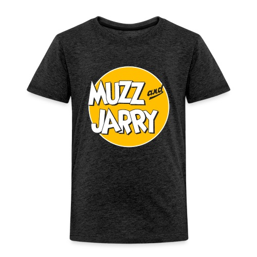 Muzz and Jarry - Toddler Premium T-Shirt