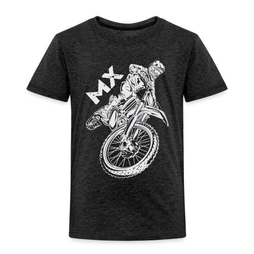 Motocross MX Rider - Toddler Premium T-Shirt