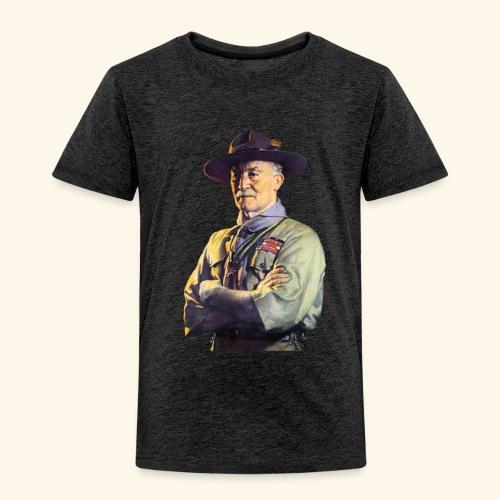 Robert Baden Powell - Toddler Premium T-Shirt