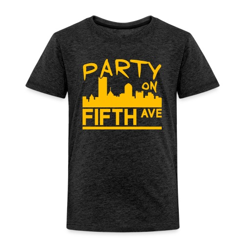 Party on Fifth Ave - Toddler Premium T-Shirt