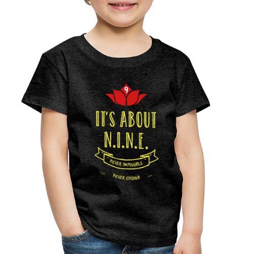Design loto New - Toddler Premium T-Shirt